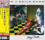 THE J.GEILS BAND - Freeze Frame [Limited Pressing] (Japan Import)
