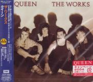 Queen - THE WORKS (Japan Import)