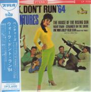 Ventures - Walk don't run volume 2 (Cardboard Sleeve) (Japan Import)
