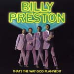 Billy Preston - That's the way God planned it (Cardboard Sleeve) (Japan Import)