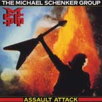 The Michael Schenker Group - Assault Attack [Cardboard Sleeve] (Japan Import)