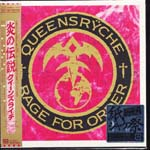 Queensryche - Rage For Order [Cardboard Sleeve] (Japan Import)