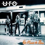 UFO - No Place To Run (Japan Import)