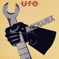 UFO - Mechanics (Japan Import)