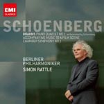 Simon Rattle (conductor) - Brahms: Piano Quartet (Orchestra Version) [SACD Hybrid] SACD (Japan Import)