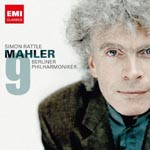 Simon Rattle (conductor) - Mahler: Symphony No.9 [Limited Release] [SACD Hybrid] SACD (Japan Import)