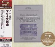 Karl Richter (conductor), Munchener Bach-Orchester & Chorus - J.S. Bach: Matthaus-Passion [Limited Release] (SHM-CD) (Japan Import)