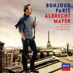 Albrecht Mayer (oboe), Mathias Monius (conductor), Academy of St. Martin-in-the-Fields - Bonjour Paris (Japan Import)