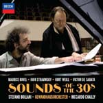 Stefano Bollani & Riccardo Chailly - Ravel: Piano Concerto, etc. [SHM-CD] (Japan Import)