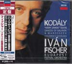 Ivan Fischer (conductor), Budapest Festival Orchestra - Kodaly: