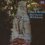 Willi Boskovsky (conductor), Wiener Philharmoniker - Strauss Family: Polkas & Marches (Japan Import)