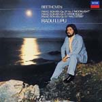 Radu Lupu (piano) - Beethoven: Piano Sonatas Nos. 8, 14 & 21 [SHM-CD] (Japan Import)