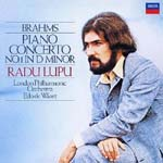 Radu Lupu (piano), Edo de Waart (conductor), London Philharmonic Orchestra - Brahms: Piano Concerto No. 1 [SHM-CD] (Japan Import)