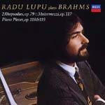 Radu Lupu (piano) - Brahms: Works for Piano [SHM-CD] (Japan Import)