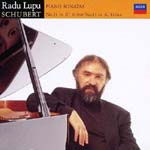 Radu Lupu (piano) - Schubert: Piano Sonatas Nos. 13 & 21 [SHM-CD] (Japan Import)