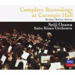 Seiji Ozawa (conductor) - Kiseki no New York Live Complete Box [SHM-CD] [Limited Release] (Japan Import)