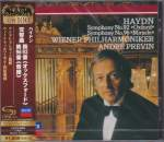Andre Previn (conductor), Vienna Philharmonic Orchestra - Haydn: Symphonies Nos. 92 'Oxford' & 96 'The Miracle' [SHM-CD] [Limited Release] (Japan Import)