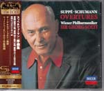 Georg Solti (conductor), Vienna Philharmonic Orchestra - Suppe/Schumann: Overtures [SHM-CD] [Limited Release] (Japan Import)