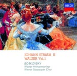 Willi Boskovsky (conductor), Vienna Philharmonic Orchestra - Johann Strauss 2: Walzer Vol. 1 [SHM-CD] [Limited Release] (Japan Import)