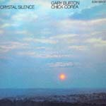 Chick Corea and Gary Burton - Crystal Silence (Cardboard Sleeve) [Limited Release] (Japan Import)