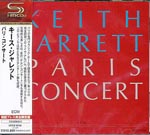 Keith Jarrett - Paris Concert [Limited Release] [SHM-CD] (Japan Import)