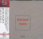 Keith Jarrett - Concerts [Limited Release] [SHM-CD] (Japan Import)