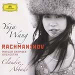 Yuja Wang (piano), Claudio Abbado (conductor), Mahler Chamber Orchestra - Rachmaninov: Piano Concerto No. 2, Rhapsody on a Theme of Paganini (Japan Import)
