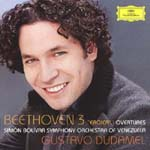 Gustavo Dudamel (conductor) - Beethoven: Symphony No.3, etc. [SHM-CD] (Japan Import)