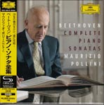 Maurizio Pollini (piano) - Beethoven: Complete Piano Sonatas [SHM-CD] (Japan Import)