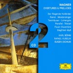 Karl Bohm (conductor), Vienna Philharmonic Orchestra, et al. - Wagner: Overtures, Preludes (Japan Import)