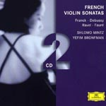 Shlomo Mintz (violin) - French Violin Sonatas (Japan Import)