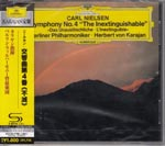 Herbert von Karajan (conductor), Berlin Philharmonic Orchestra - Nielsen: Symphony No. 4 'The Inextinguishable' [SHM-CD] (Japan Import)