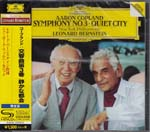 Leonard Bernstein (conductor), New York Philharmonic - Copland: Symphony No. 3, Quiet City [SHM-CD] [Limited Release] (Japan Import)