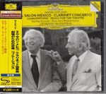 Leonard Bernstein (conductor), New York Philharmonic - Copland: El Salon Mexico, Clarinet Concerto, etc. [SHM-CD] [Limited Release] (Japan Import)
