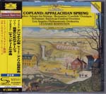 Leonard Bernstein (conductor), Los Angeles Philharmonic Orchestra - Copland: Appalachian Spring / Bernstein: Candide Overture [SHM-CD] [Limited Release] (Japan Import)
