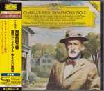 Leonard Bernstein (conductor), New York Philharmonic - Ives: Symphony No. 2, etc. [SHM-CD] [Limited Release] (Japan Import)