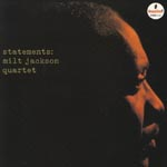 Milt Jackson - Statements [Limited Pressing] (Japan Import)