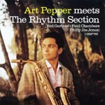 Art Pepper - Art Pepper Meets The Rhythm Section +1 [SHM-CD] (Japan Import)