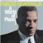 Phineas Newborn Jr. - A World Of Piano [SHM-CD] (Japan Import)