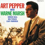Art Pepper - Art Pepper With Warne Marsh [SHM-CD] (Japan Import)