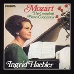 Ingrid Haebler (piano) - Mozart: Complete Piano Concertos [Limited Release] (Japan Import)