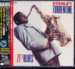 Stanley Turrentine - Z.T.s Blues [SHM-CD] [Limited Release] (Japan Import)