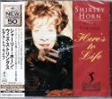 Shirley Horn - Here's To Life (Japan Import)