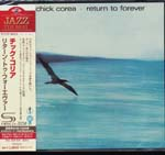 Chick Corea - Return To Forever [SHM-CD] (Japan Import)