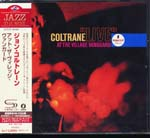 John Coltrane - Live at The Village Vanguard [SHM-CD] (Japan Import)