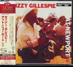 Dizzy Gillespie - Dizzy Gillespie at Newport +3 [SHM-CD] [Priced-Down Reissue] (Japan Import)