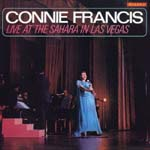 Connie Francis - LIVE AT THE SAHARA IN LAS VEGAS (Cardboard Sleeve) (Japan Import)