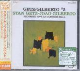 Stan Getz, Joao Gilberto - Getz Gilberto #2 [Limited Pressing] (Japan Import)