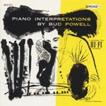 Bud Powell - Piano Interpretations By Bud Powell [Limited Pressing] (Japan Import)