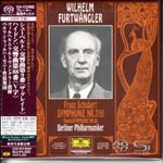 Wilhelm Furtwangler (conductor), Berliner Philharmoniker - Schubert: Symphony No. 9 / Haydn: Symphony No. 88 [SHM-SACD] [Limited Release] (Japan Import)